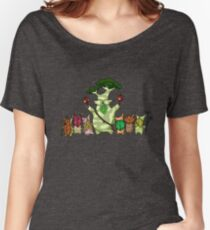 Hestu and the koroks! Women's Relaxed Fit T-Shirt