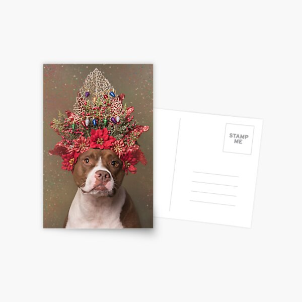 Flower Power, Chloe Postcard