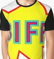 Biff comic sound effect Graphic T-Shirt