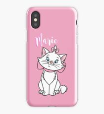Marie iPhone Case