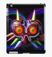 Majoras mask iPad Case/Skin