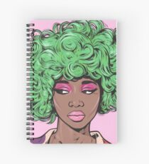 Kawaii Cutie Spiral Notebook