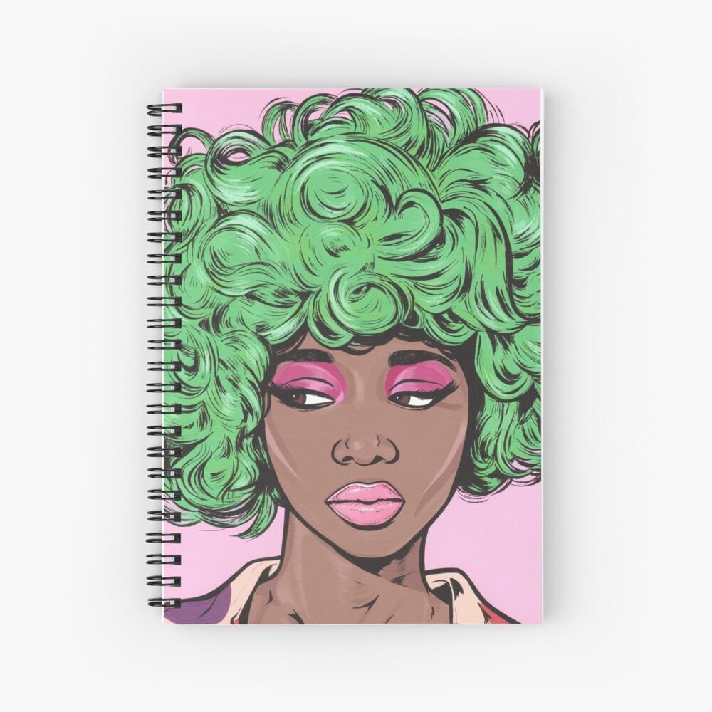 Kawaii Cutie Spiral Notebook
