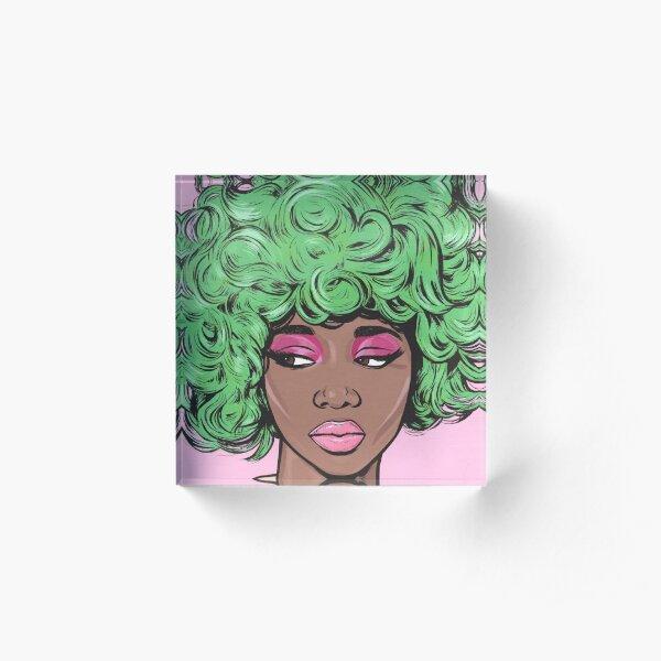 Kawaii Cutie Acrylic Block