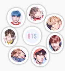 BTS Love Yourself Her Sticker Set (V version) Sticker