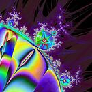 Fractal Party by Jane-in-Colour