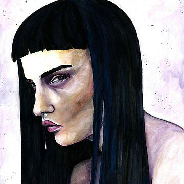 Her Silence by melander