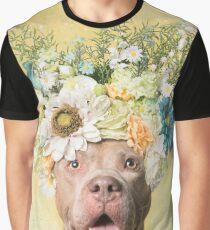 Flower Power, Princess Graphic T-Shirt