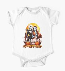 Halloween Is My Christmas: Jack & Sally Kids Clothes