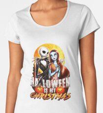 Halloween Is My Christmas Women's Premium T-Shirt