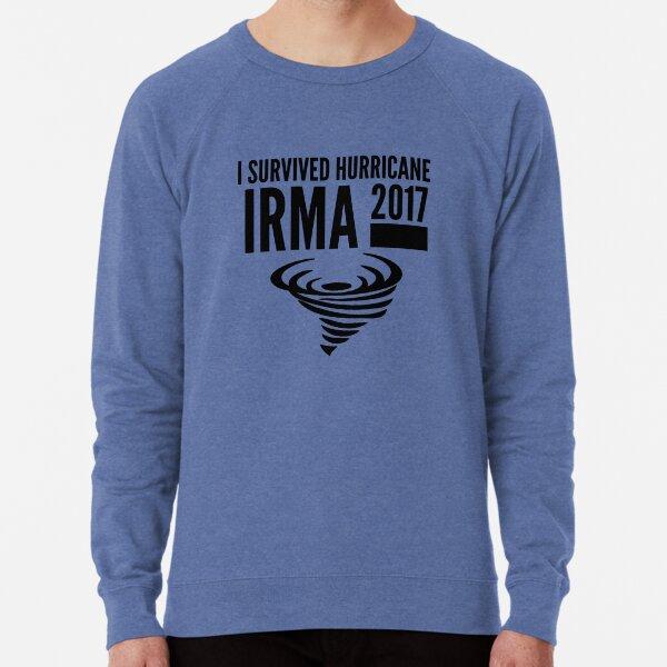 Hurricane Irma Survivor Lightweight Sweatshirt