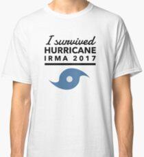 Hurricane Irma Survivor 2017 Classic T-Shirt