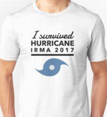 Hurricane Irma Survivor 2017 T-Shirt