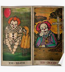 Pennywise Major Arcana Poster