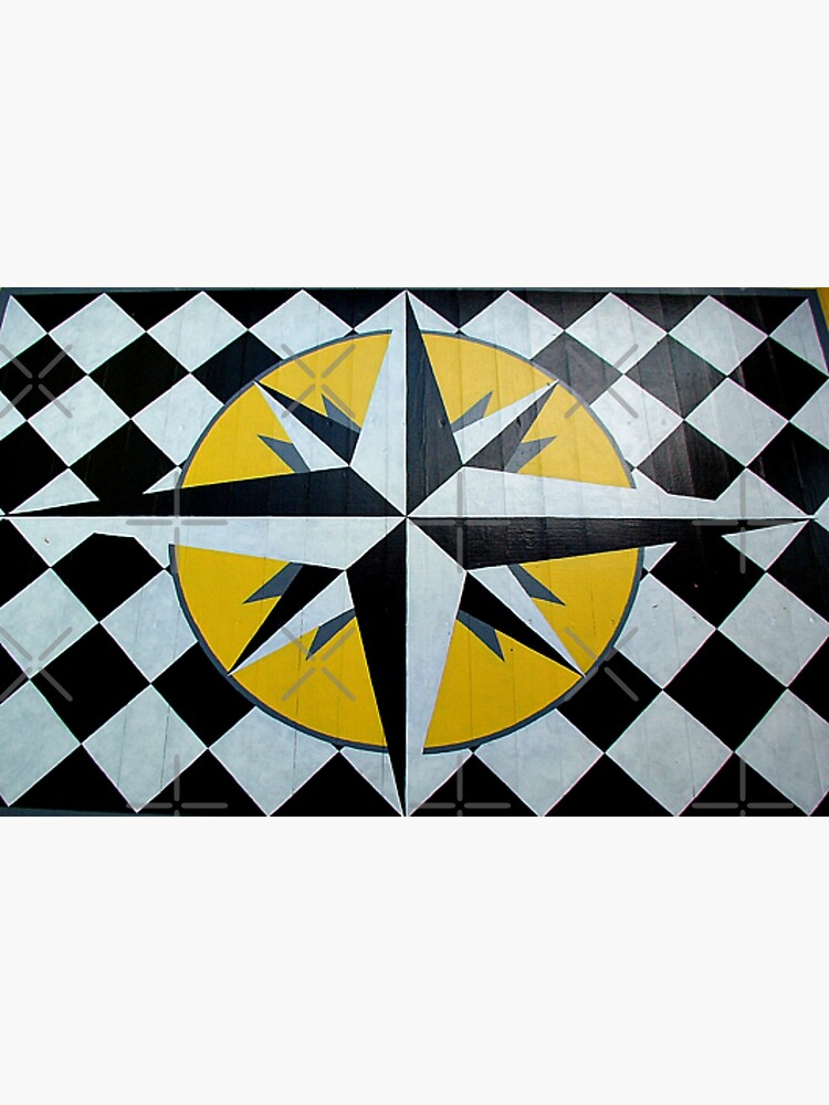 Mariner's Compass by Matlgirl