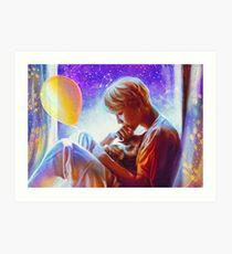 "Jimin ""Serendipity"" Art Print"