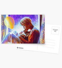 "Jimin ""Serendipity"" Postcards"