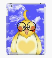 Smart Birb iPad Case/Skin