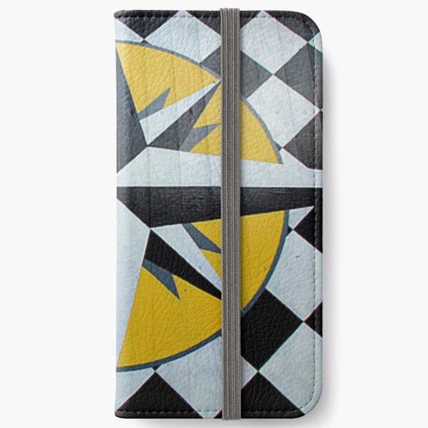 Mariner's Compass iPhone Wallet