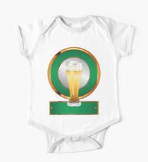 Glass of beer 2 One Piece - Short Sleeve