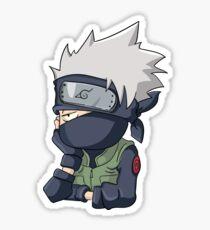 Kakashi Naruto Sticker