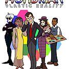 Mondrian - Plastic Reality Cast by Lantana Games