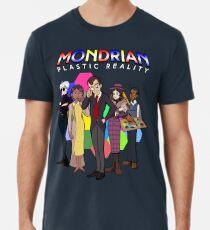Mondrian - Plastic Reality Cast Men's Premium T-Shirt