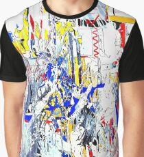 Fiesta Fest Karneval Farben Graphic T-Shirt