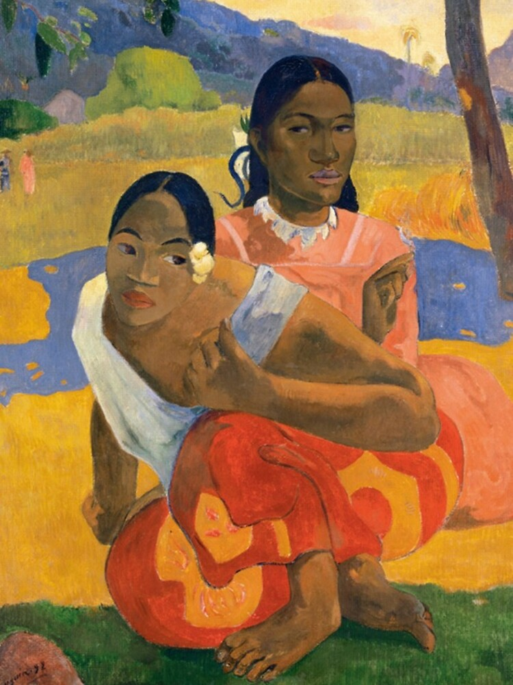 Affordable Art $300,000,000 When Will You Marry by Paul Gauguin by podartist