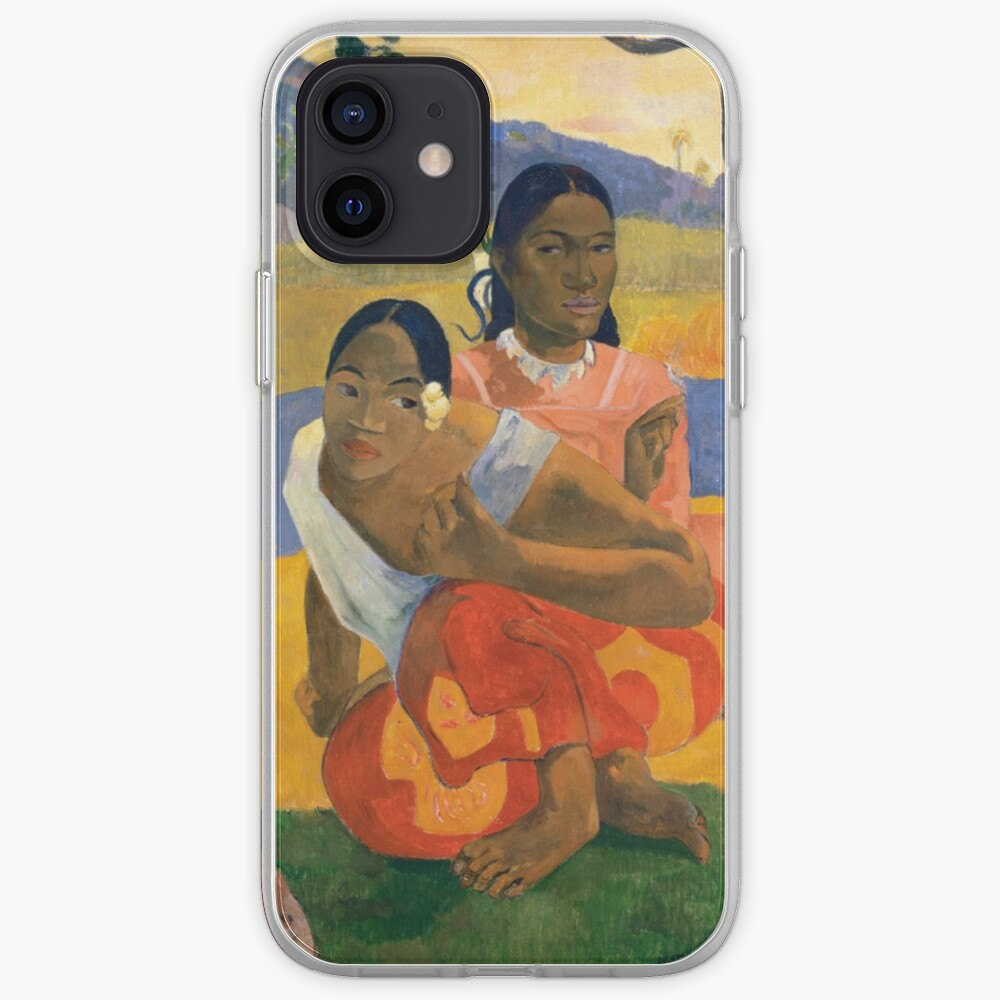 Affordable Art $300,000,000 When Will You Marry by Paul Gauguin iPhone Case & Cover