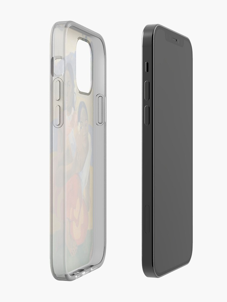 Alternate view of Affordable Art $300,000,000 When Will You Marry by Paul Gauguin iPhone Case & Cover