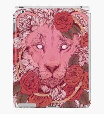 Vinilo o funda para iPad León de rosas