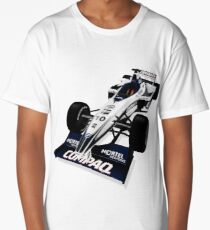 Williams FW22 - Jenson Button Long T-Shirt