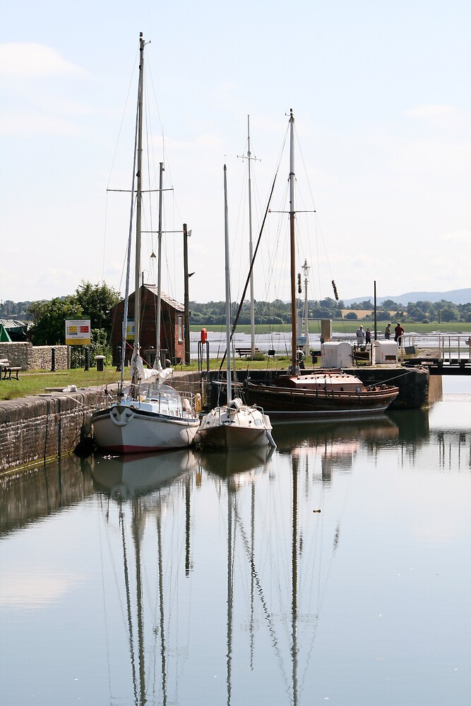 Lydney Harbour by DRWilliams