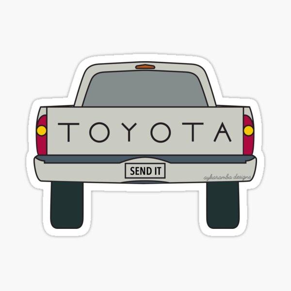 Toyota Truck Sticker