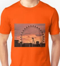 The London Eye at Sunset T-Shirt