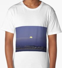 Moon over Monterey Long T-Shirt