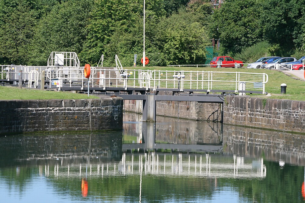 Lydney Lock by DRWilliams