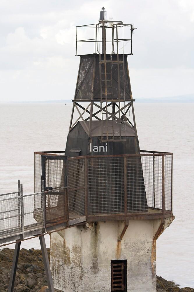 Beacon at Portishead by Iani