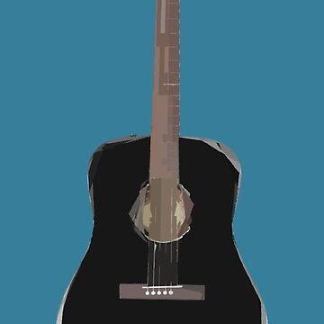 Guitar  by Ritkey