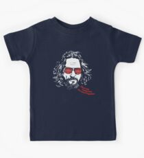 The Big Lebowski - The Dude Kids Tee