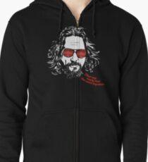 The Big Lebowski - The Dude Zipped Hoodie
