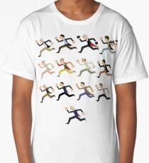 Run, Doctors, Run! Long T-Shirt