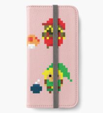Nintendo Classics iPhone Wallet/Case/Skin