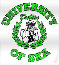 University of Ska Dublin Ireland Poster