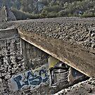 Underground Graffiti by Leonell Puso