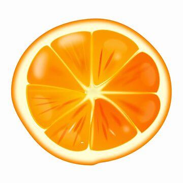 Orange by nanti