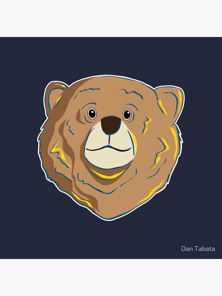 Happy Bear by dmtab