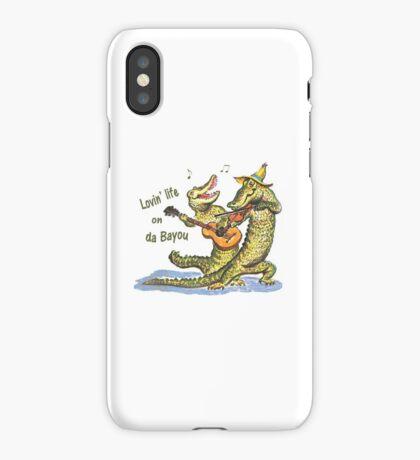 On da Bayou iPhone Case