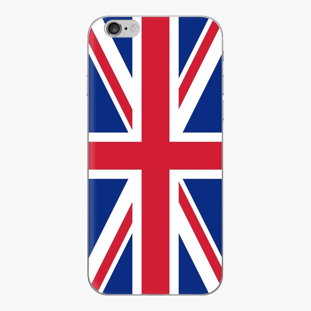 Union Jack iPhone Fall iPhone-Hüllen & Cover